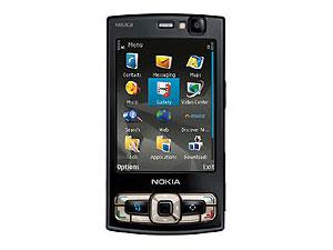 N95設定手機傳照片到無名方式