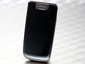 低調「鏡」黑時尚 Nokia 6600 fold 墨晶黑