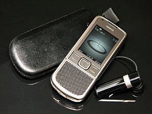 Nokia 8800 Carbon Arte 碳纖維科技貴公子