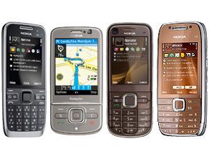 【MWC 2009】Nokia 發表 E55、E75、6710N、6720c