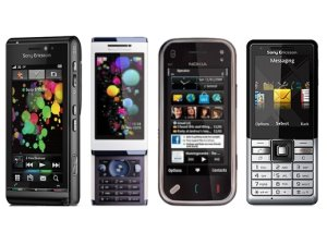 手機王 2009 年 10 月新機月報