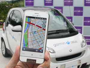 Garmin-Asus M10智慧導航 0元起