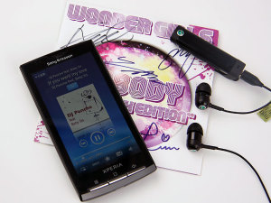 Android美型機–SE XPERIA X10實測