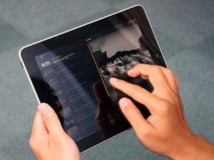 革命性的行動裝置–Apple iPad