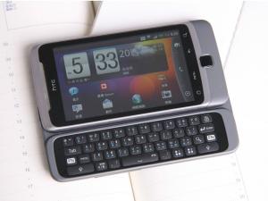 商務好手優質機 HTC Desire Z