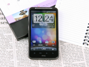 Android 新生旗艦機 - HTC Desire HD