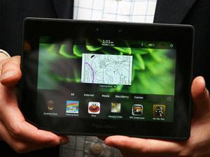 黑莓平板PlayBook 多工效能令人驚豔