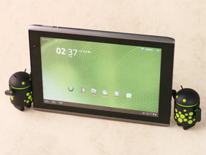 Acer平板新尖兵 Iconia Tab A500