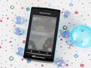 Walkman智慧型手機 SE W8好聽登場