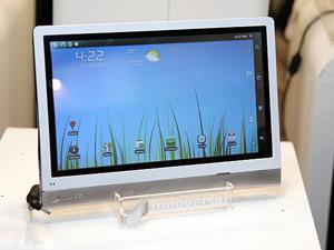 宇創推多款Android平板 搶攻海外市場【Computex 2011】