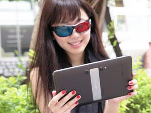 3D新視界!LG Optimus Pad平板電腦