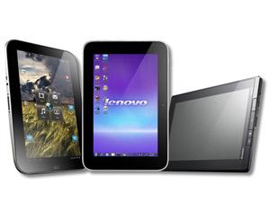 聯想推IdeaPad K1、P1與ThinkPad Tablet