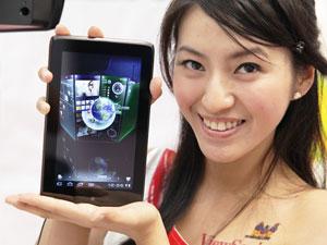 2011台北電腦應用展新機彙整
