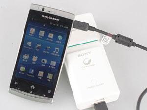 Sony CP-A2L行動電源 國際通用好便利