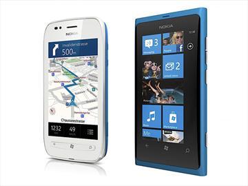諾基亞芒果新機Lumia 800、710十二月登台