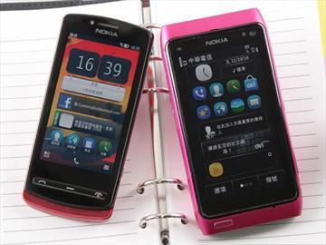 Symbian Belle與Anna差異大比較!