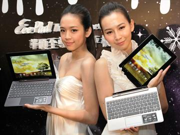 華碩至尊變形平板 17900元起 月底前升級ICS