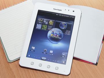 優派ViewPad 7e 平價7吋平板電腦
