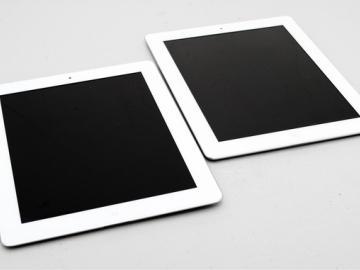 [非開箱]The New iPad & iPad2比較、評測及拍照測試