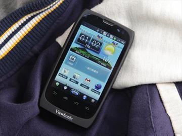 優派ViewPhone 3 雙卡雙待超值新選擇