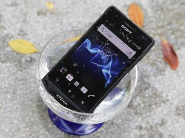 Sony XPERIA go 短小精悍的防水雙核智慧新選