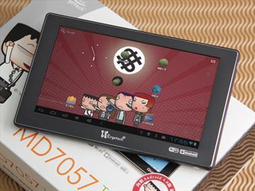 人因科技MD7057馬克平板 七吋平價好選擇