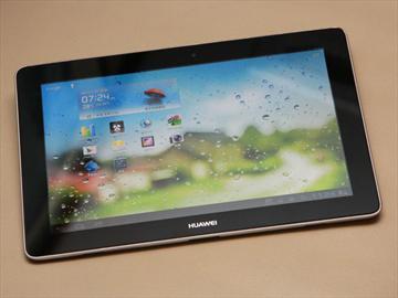 華為MediaPad 10 FHD 四核+2GB RAM平板未上市先搶測