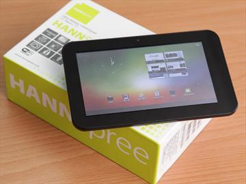瀚斯寶麗HANNSpad SN70T3 皮革質感7吋平板電腦