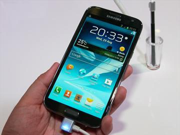 三星GALAXY Note 2德國發表 安卓相機、微軟平板、手機齊亮相