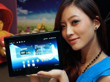 Sony Xperia Tablet S防潑水平板 台灣全球首賣