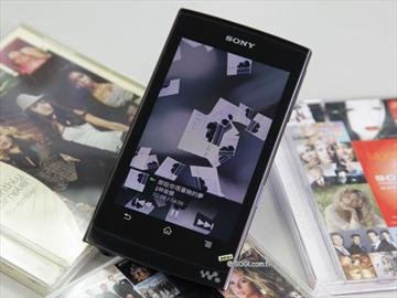 索尼Walkman NWZ-Z1050 為影音而生的多媒體播放器