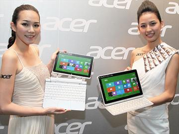 宏碁ICONIA W700、W510變形Win8平板登台開賣