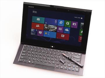 索尼VAIO Duo 11輕薄高效筆電 具備平板模式