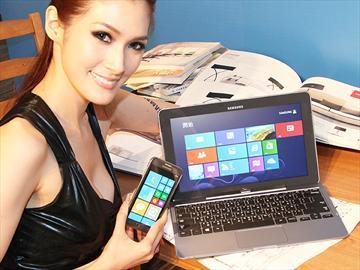 三星ATIV S、Smart PC登台 明年1月前陸續上市