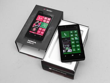美版諾基亞WP8客制機 NOKIA Lumia 810詳測