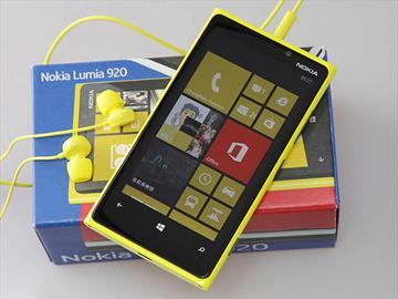 【外型】NOKIA Lumia 920 延續風格 更上層樓