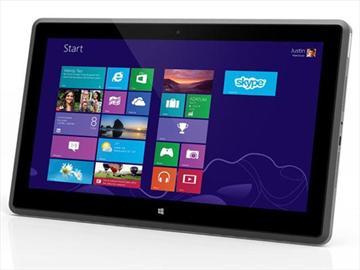 VIZIO發表首款AMD Z60處理器Win 8平板Tablet PC【CES 2013】