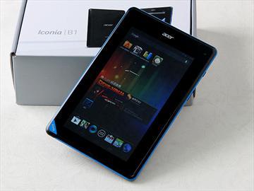 雙核低價平板 Acer Iconia B1-A71 搶先實測!