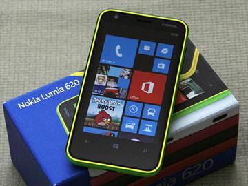 NOKIA Lumia 620青春多彩WP8入門機