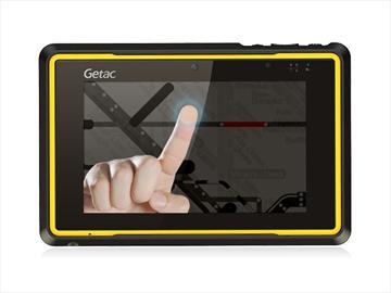 神基推安卓7吋強固平板Getac Z710 防水、軍規配備