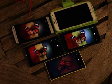 暗箱拍照PK 新HTC One與Lumia920各有千秋
