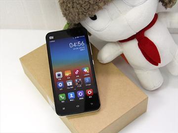小米手機2S市售版開箱 揭開完整效能實測