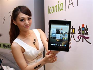 宏碁推平價四核平板Iconia A1與觸控筆電Aspire P3/R7