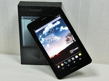 是平板也是手機 ASUS Fonepad跨界體驗