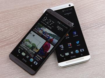 新HTC One冰川銀、絕地黑雙色圖賞