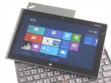 本格派win8商務輕平板 聯想ThinkPad Tablet 2
