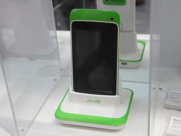 MIO展出新款醫療、物流與ODM平板電腦【Computex 2013】