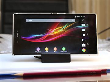 6.44吋巨屏手機Sony Xperia Z Ultra 上海首發體驗
