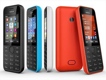 諾基亞207/208/208 Dual SIM 售68美元Q3上市