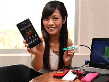 Sony Xperia防水手機檢測維修流程 直擊揭密!